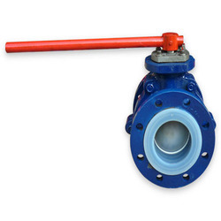 PTFE Lined Ball Valve Supplier Ahmedabad